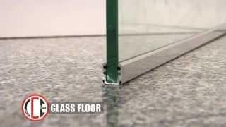 видео стеклянные перегородки