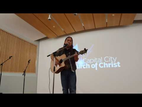 Who am I cover at edmonton capital city church of christ