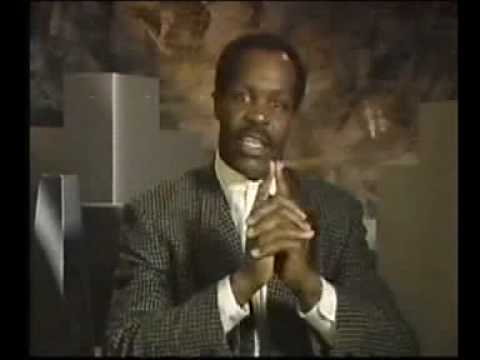Danny Glover - Black History Minute (1989)