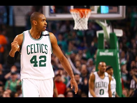 Al Horford Shows Off His Versatility In Game One | April 30, 2017