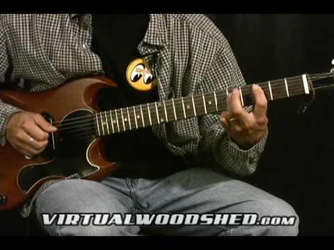 slide guitar lesson part 8 standard tuning youtube. Black Bedroom Furniture Sets. Home Design Ideas