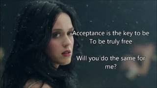 Download lagu Katy Perry Unconditionally Lyrics