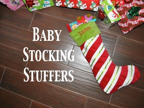 baby stocking stuffers 3 months old - What To Get A 6 Month Old For Christmas