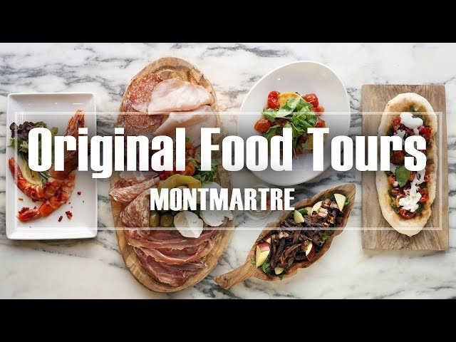 Original Food Tour | Montmartre