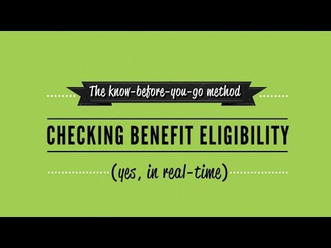 Check Your Benefit Eligibility With Plan Member Online Services!
