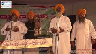 SALEMPUR - SIDHWANBET (Ludhiana) Mahan Kirtan Darwar March 27th 2014. Part 1st.