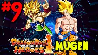 Like Father Like Son! | Dragon Ball Heroes MUGEN - Episode 9