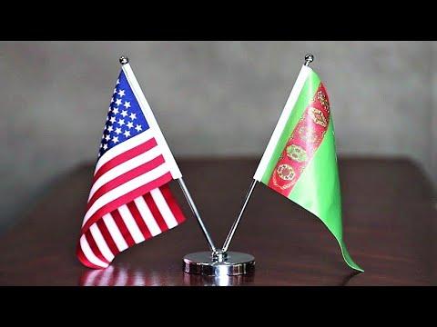 Military past. Diplomatic present. Turkmen future. Interview with U.S. Ambassador to Turkmenistan.