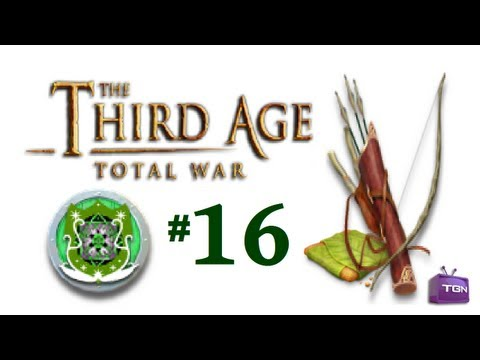 Third Age Total War - Silvan Elves Campaign part 16: On the Block! Vote!