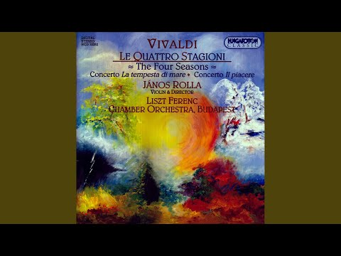 Concerto in C major Op. 8 No. 6, RV 180 IL PIACERE - III. Allegro