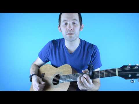 Cornerstone Hillsong Easy Guitar Chords Version