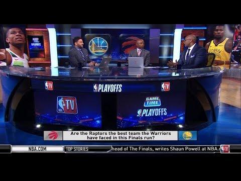 PREDICT NBA Finals: Warriors vs Raptors - Curry vs Kawhi   Who wins?   NBA Game Time