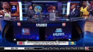 PREDICT NBA Finals: Warriors vs Raptors - Curry vs Kawhi | Who wins? | NBA Game Time