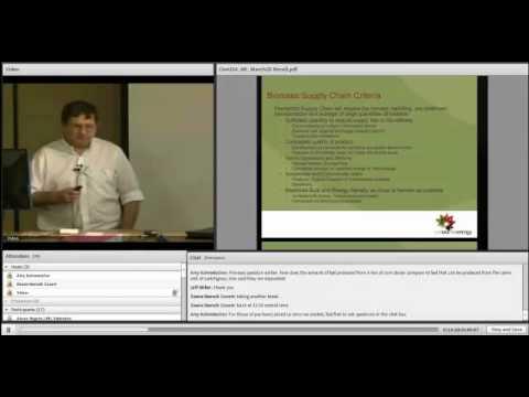 Switchgrass and Bioenergy Crop Logistics