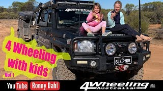 4 Wheeling with KIDS, volume 1