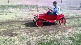 Model T Go-kart