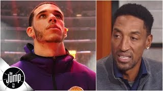 scottie pippen heaps praise on young lakers for play without lebron james the jump