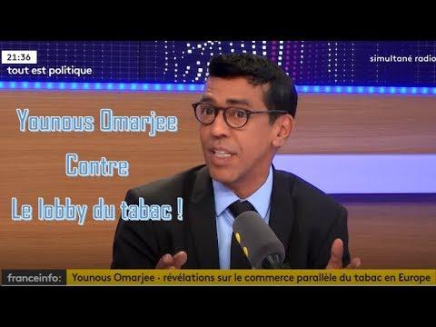 Révélations choc de Younous Omarjee (FI) sur le lobby du tabac !