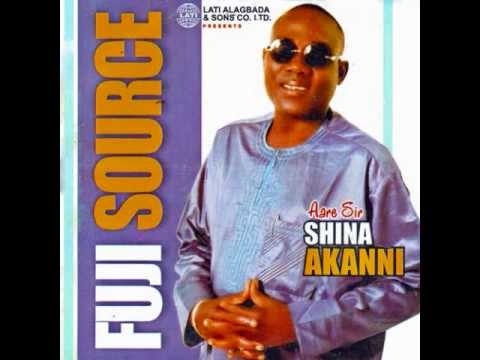 Sir Shina Akanni  - FUJI MERIT