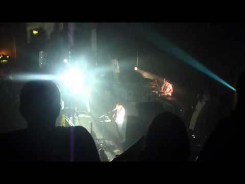 The Wombats - Moving To New York (Live Leas Cliff Hall Folkestone 23/9/11)