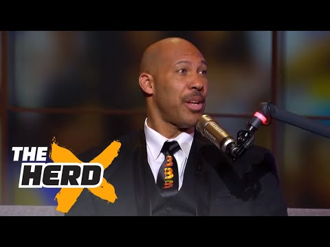 LaVar Ball explains the $495 price for Lonzo's ZO2 shoe and more   THE HERD (FULL INTERVIEW)