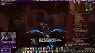 World Questy w Darnasus - World of Warcraft / 07.08.2018 (#1)