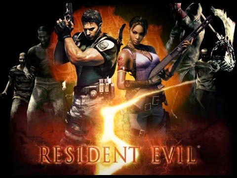 Resident Evil 5: Part 4 (Oil Field, Caves, Worship Area)