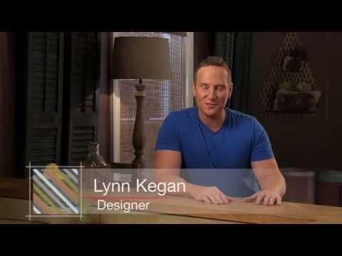 Designer Lynn Kegan | Designing with Wood Looks