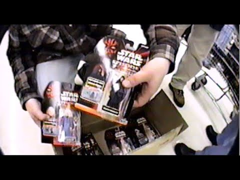 Toys R Us Episode 1 Midnight Madness Toy Release May 3, 1999 Tukwila WA (Seattle Area)