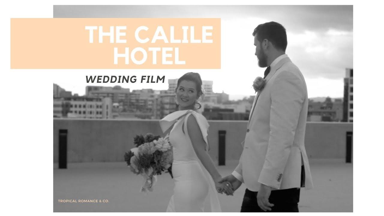 The Calile Hotel Brisbane Wedding Film
