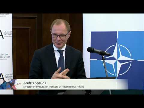 NATO – from Warsaw to Brussels. Panel 1
