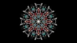 Psychedelic Sacred Geometry Mandala 3D Animation [Trippy Kaleidoscope] Healing Trance Meditation