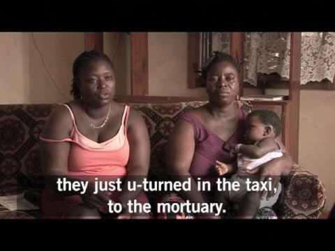 Death during childbirth in Sierra Leone