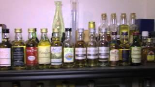 Whisky Masters 86 Mi Colección parte 1
