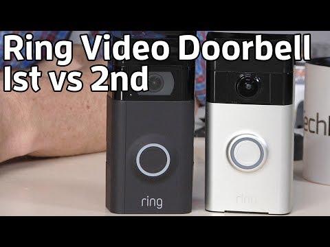 Ring Video Doorbell Vs Video Doorbell 2