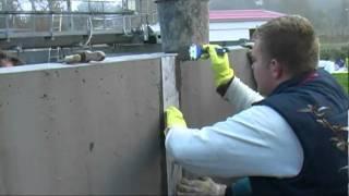 Oprava prasklin nádrže
