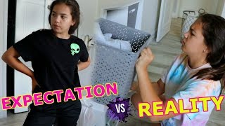 """EXPECTATION VS REALITY """" MORNING ROUTINE """" SUMMER EDITION """"IT"""