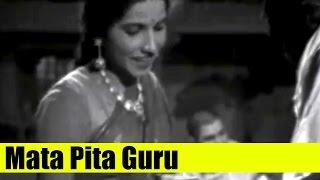 Mata Pita Guru  -  Bhakta Potana [ 1942 ] - Chittor V. Nagaiah, Hemalatha Devi