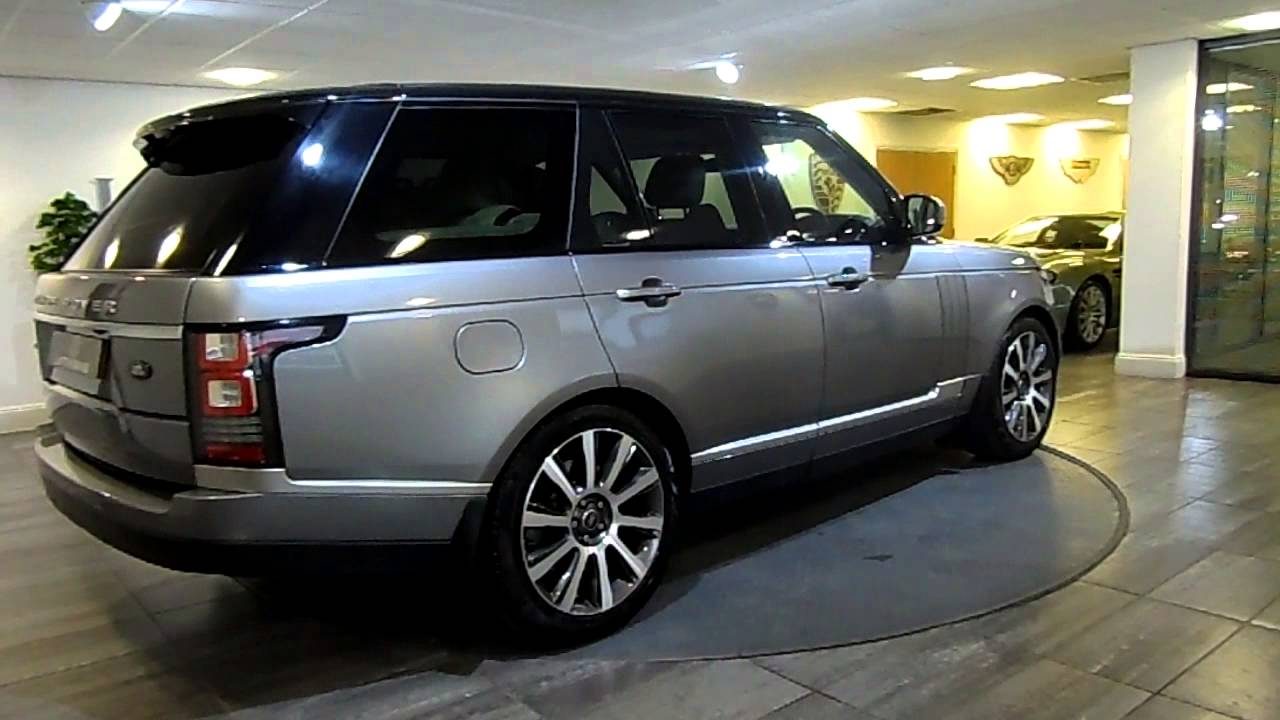 range rover vogue grey with ivory lawton brook