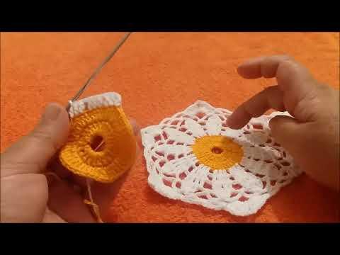253a2e0a68605 Como fazer blusa com motivos de margarida - YouTube