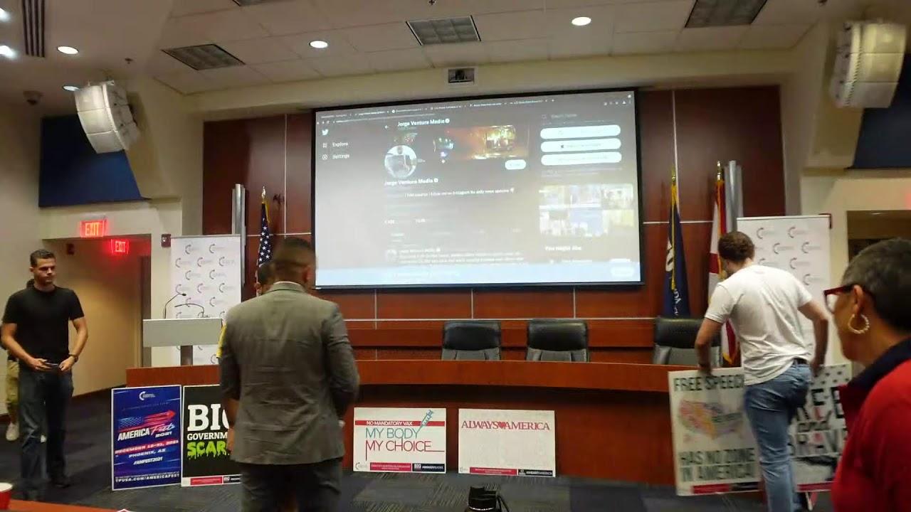 The Real Immigration Crisis With Jorge Ventura | Miami, FL Live with Tara Szczepanski @PoAmBrothe…
