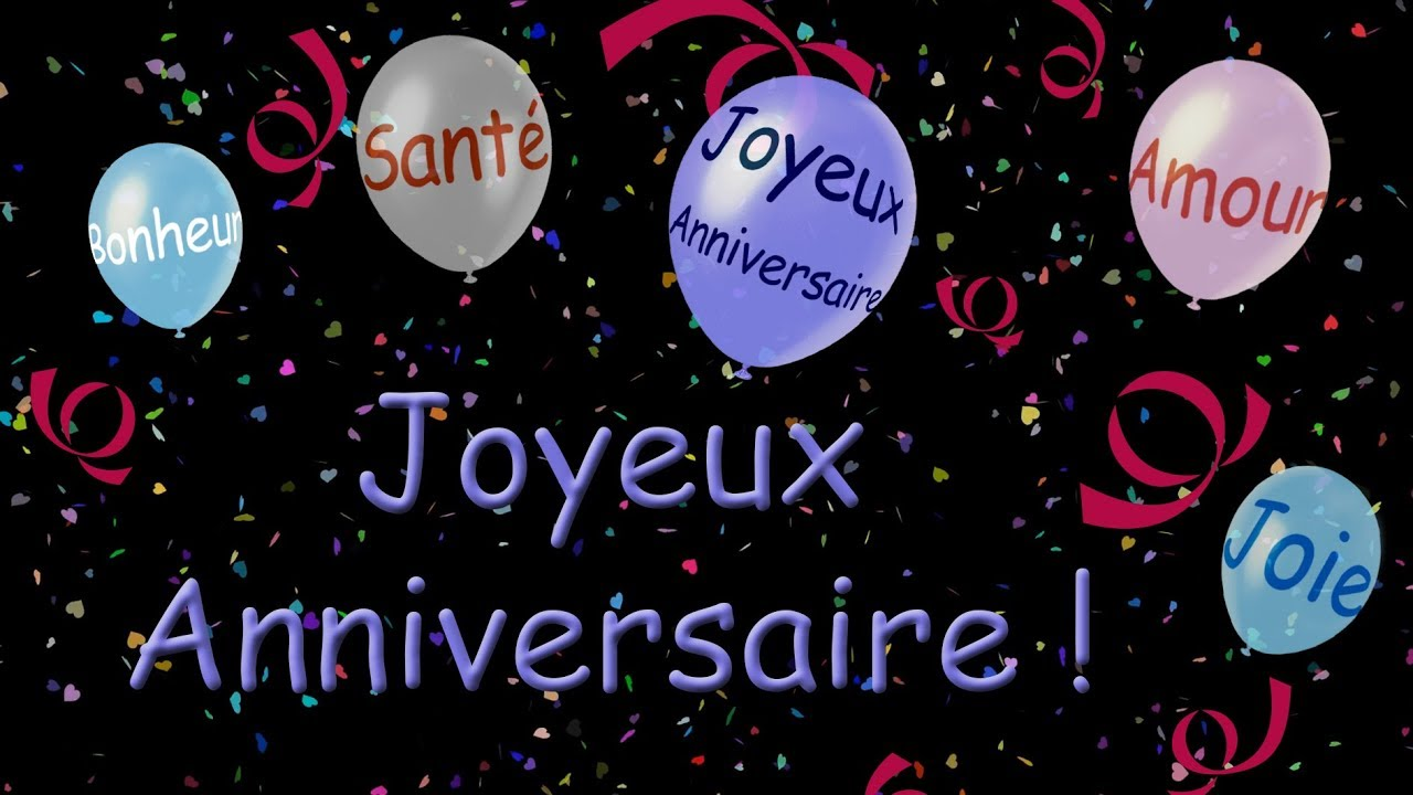 joyeux anniversaire carte d 39 anniversaire humour youtube. Black Bedroom Furniture Sets. Home Design Ideas