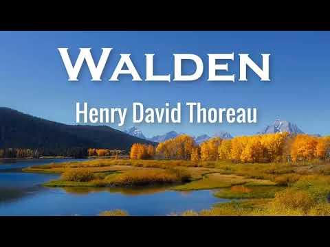 Walden Audiobook by Henry David Thoreau | Audiobooks Youtube Free | Part 2