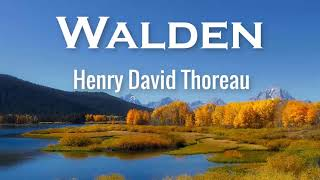 Walden Audiobook by Henry David Thoreau | Audiobooks Youtube Free | Part 2