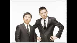 ラジオ番組爆笑カーボーイの中で、爆笑問題の田中裕二と太田光が 日大芸...