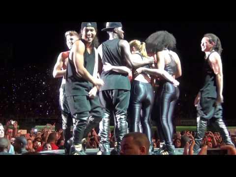 Justin Bieber - Boyfriend + Baby - Rio de Janeiro, Brazil 03/11
