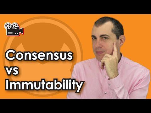 LTB Live - Ethereum: Consensus vs Immutability