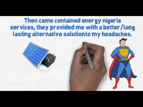 Inverters in Nigeria :: Solar Panels - Contained Energy Services Nigeria Limited