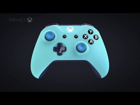 Learn How To Personalize A Controller With Xbox Design Lab - IGN Live: E3 2016