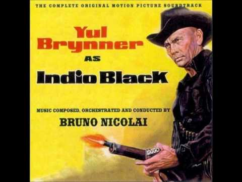 Spaghetti Western: Bruno Nicolai - Indio Black - The Big Fight